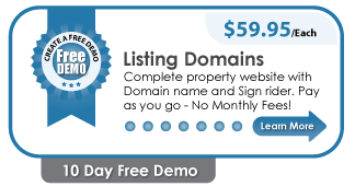 Listing Domains Pricing